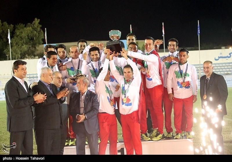 گزارش سایت فدراسیون جهانی فوتبال معلولین از قهرمانی ایران در مسابقات آسیا-اقیانوسیه