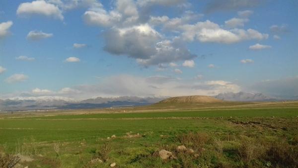 آنالیز باستان شناسی تکمیلی دهستان زهرای پائین بوئین زهرا شروع شد