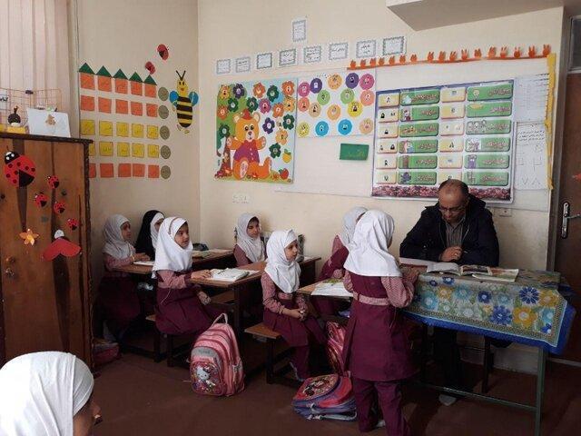 وضعیت مدارس زرند و کوهبنان در آستانه سال تحصیلی جدید