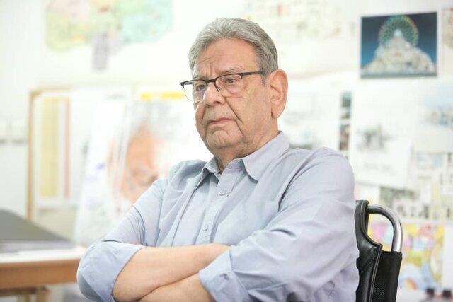 مصاحبه با احمد جعفری نژاد ، او معماری شرقی را به دیزنی لند برد