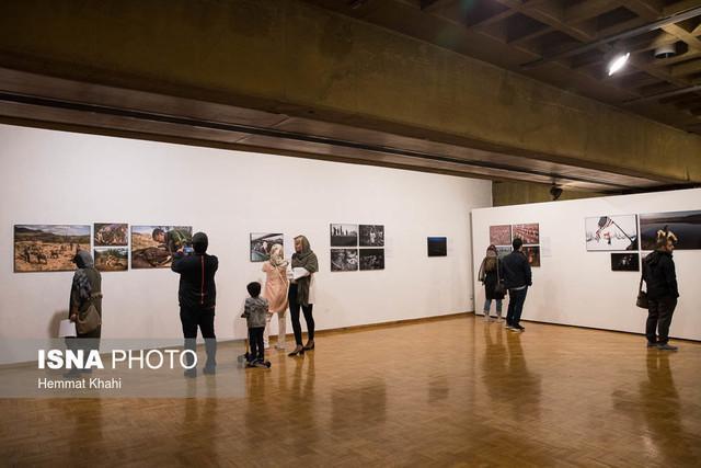 نمایشگاه گزیده آثار سیزدهمین دوسالانه عکس افتتاح شد
