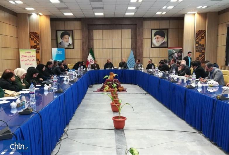 14 دوره آموزشی صنایع دستی در مازندران برگزار می گردد