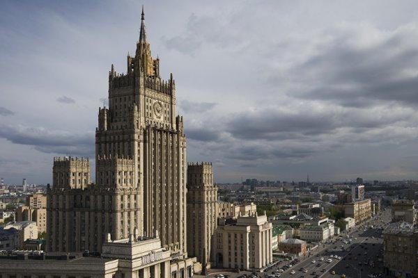 بیانیه وزارت خارجه روسیه درباره دیدار هیأت روس با بشار اسد