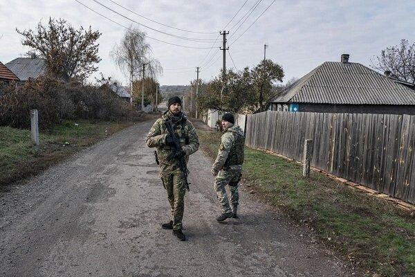 ارتش اوکراین و جدایی طالبان از مناطق موردتنش عقب نشینی کردند