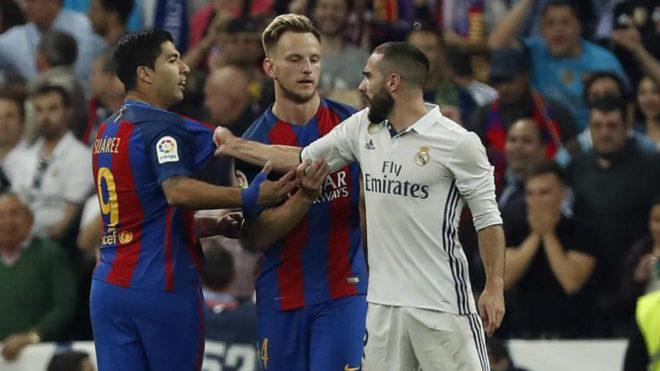 مدافع رئال مادرید: از حذف بارسا در لیگ قهرمانان استقبال می کنم