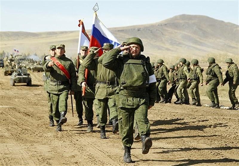 برنامه مانورهای نظامی بین المللی نیروهای نظامی روسیه در سال 2020