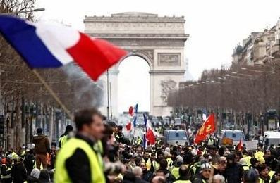 بندهایی از قانونِ شرایط اضطراری در فرانسه جهت اطلاع!