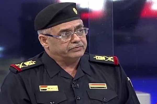 9 نظامی بر اثر پرتاب نارنجک در اطراف بانک مرکزی عراق زخمی شدند