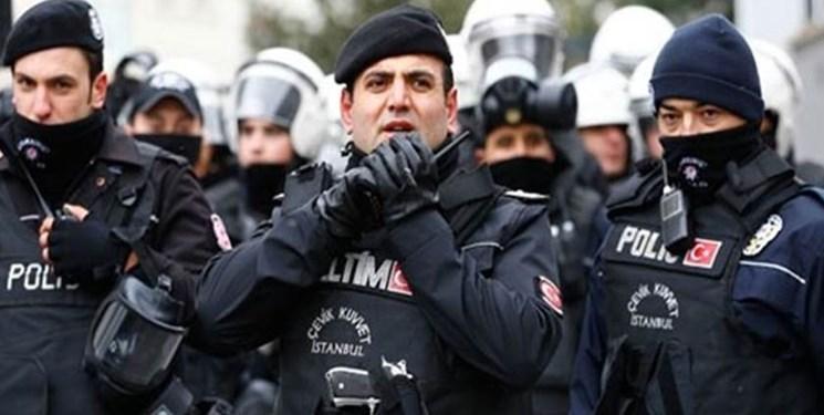 ترکیه 12 نفر را به ظن همکاری با داعش دستگیر کرد