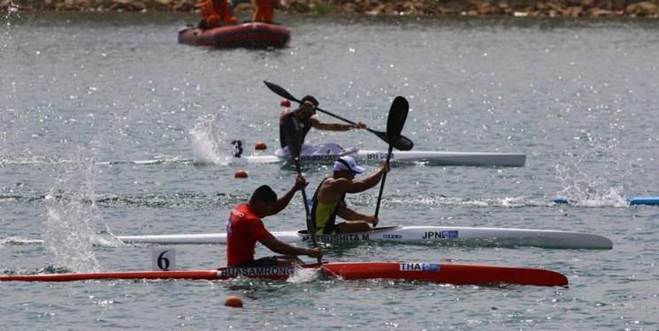 مسابقات جهانی آبهای آرام، حریفان ایران تعیین شدند