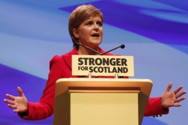 جانسون نمی تواند به اسکاتلند زور بگوید
