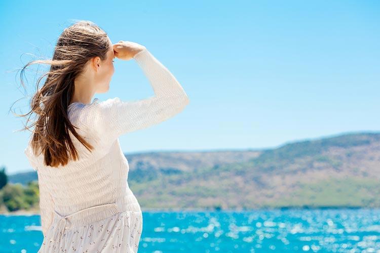 نکاتی برای زنان باردار در سفر