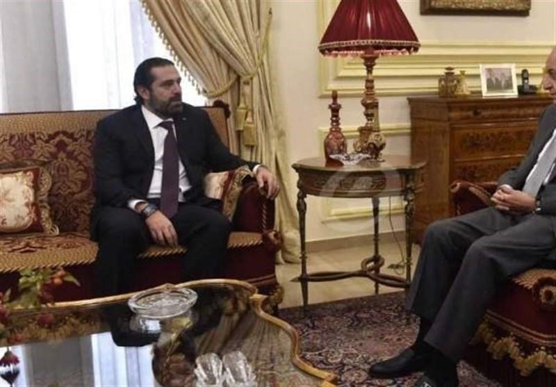 لبنان، ملاقات حریری و بری