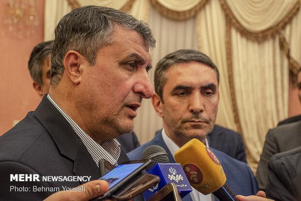 انتقاد شدید وزیر راه از سوخت ندادن اروپا به پروازهای ایرانی