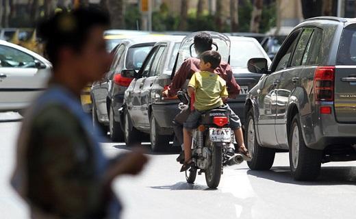 جنون سرعت یا نبود ایمنی، سریال ادامه دار مرگ موتورسواران بدون کلاه در استان سمنان