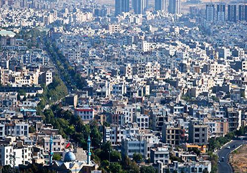 قیمت آپارتمان های 100 تا 125 متر در تهران