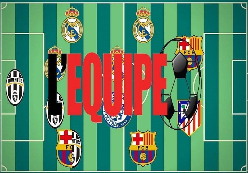 تیم منتخب اکیپ در قبضه بازیکنان رئال، بارسا و یوونتوس