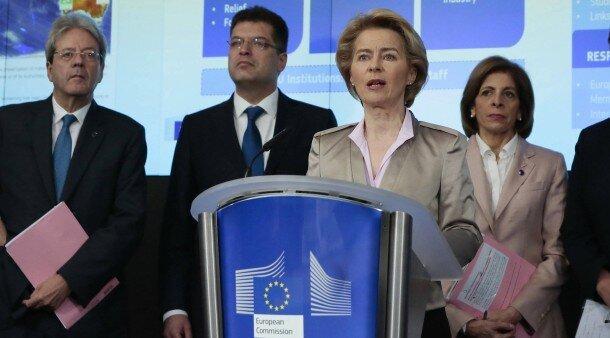 اتحادیه اروپا سطح خطر ویروس کورونا را به حد بالا ارتقا داد ، آزمایش وزیر منطقه ای ایتالیا مثبت شد