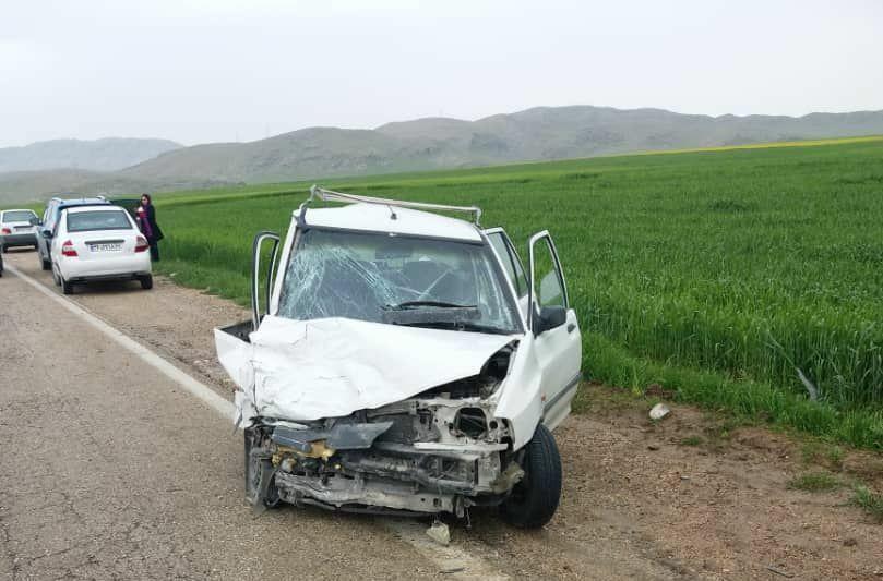 خبرنگاران حوادث رانندگی در فارس 42 درصد کاهش داشته است
