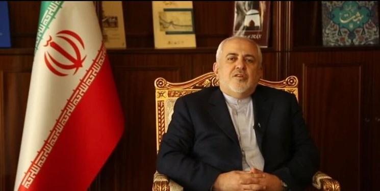 کرونا ، وزیر خارجه ایران از کمک رسانی چین قدردانی کرد