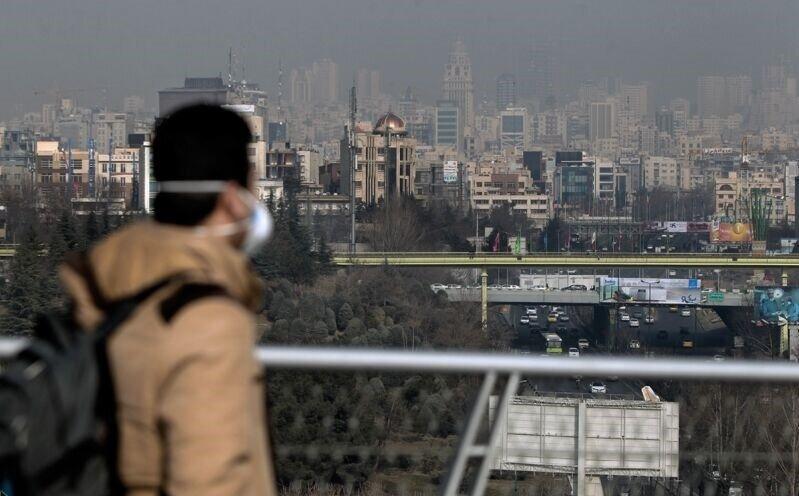 رقابت تهران با 7 پایتخت دنیا در آلودگی با دی اکسید نیتروژن ، چرا ناکس در تهران در روزهای کرونایی کاهش نداشت؟