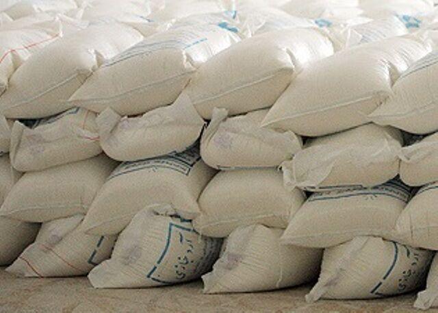 خبرنگاران 250 کیسه آرد قاچاق در الیگودرز کشف شد