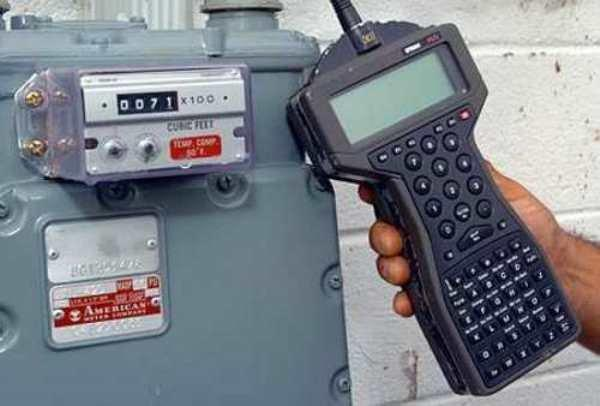 قرائت کنتورهای گاز در استان تهران از سرگرفته شد