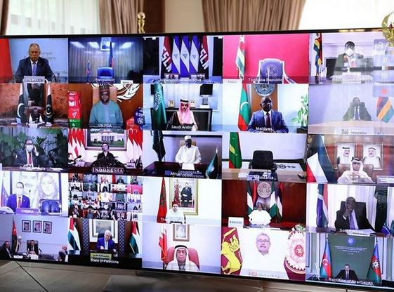 درخواست جنبش عدم تعهد برای توقف تحریم ها در بحبوحه بحران کرونا