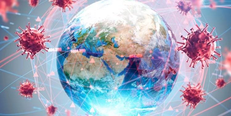 آمار کرونا در دنیا؛ ایران به فهرست 10 کشور اول برگشت