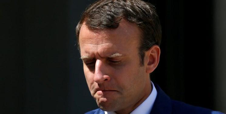 ترکیه: رئیس جمهور فرانسه عقل خود را از دست داده است
