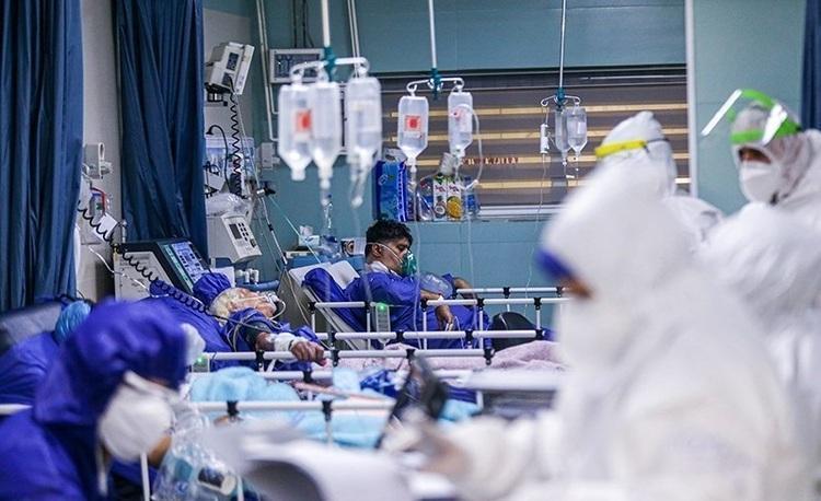 ظرفیت ICU پر شده و به مرحله سخت انتخاب رسیده ایم