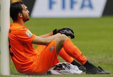دروازه بان تیم ملی در جام جهانی در لیست پرسپولیس نیست