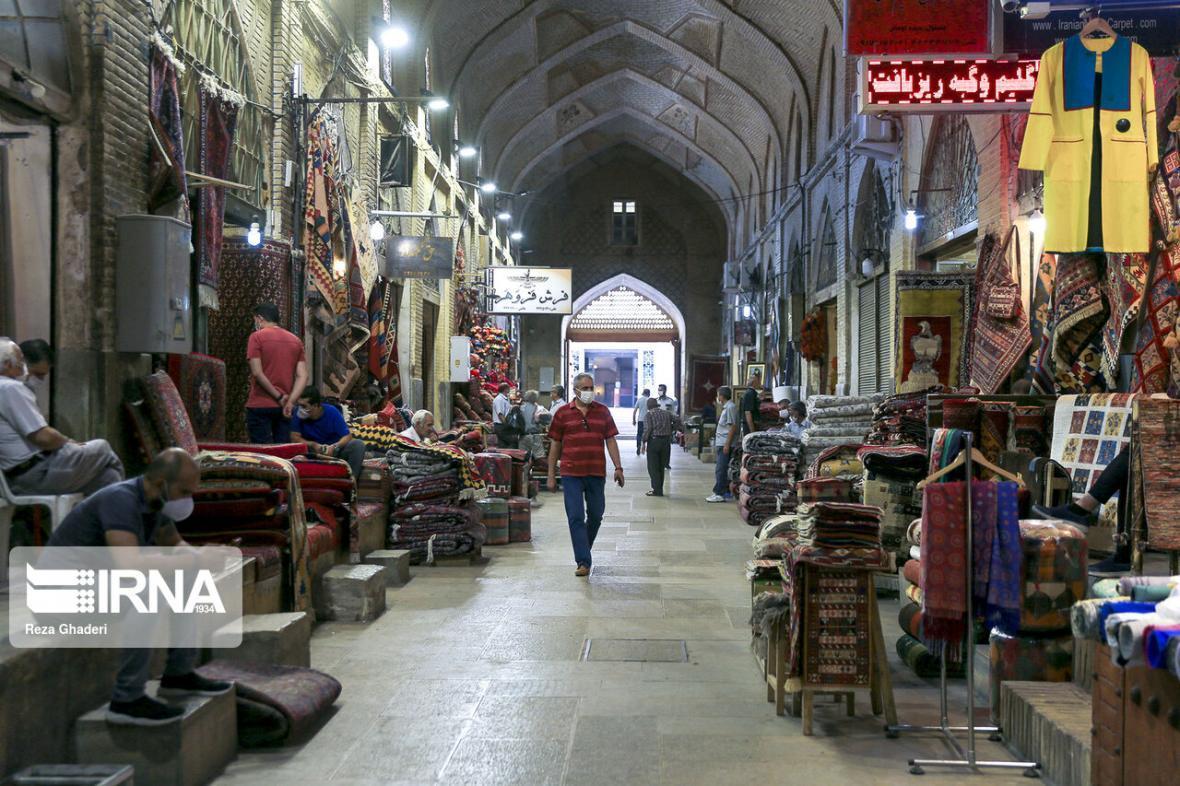 خبرنگاران هم افزایی در ستاد بازآفرینی بازار وکیل شیراز به تحول در این مجموعه می انجامد