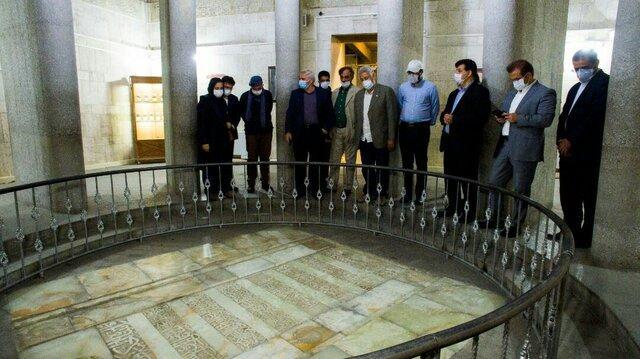 بازدید ارزیاب ایکوموس از عرصه پیشنهادی ثبت جهانی هگمتانه