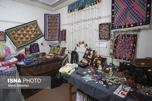 کوشش جهت اشتغالزایی برای 1500 بانوی قزوینی در طرح مشاغل خانگی