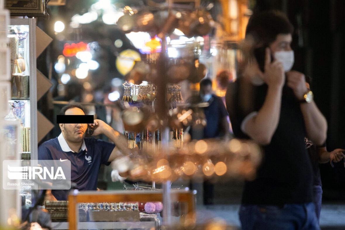خبرنگاران چرایی کاهش استفاده از ماسک در اصفهان و افزایش آمار بیماران کرونایی