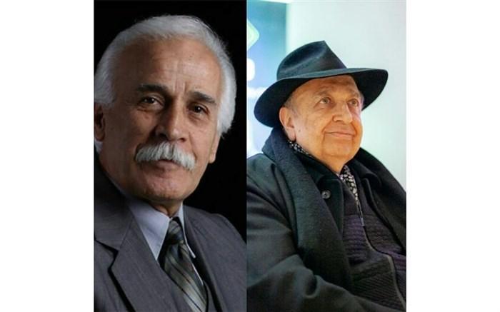 ابتلای بهمن فرمان آرا و جلال الدین معیریان به بیماری کرونا