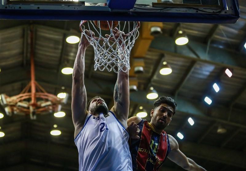 لیگ برتر بسکتبال، دومین پیروزی تیم شهرداری قزوین مقابل آویژه صنعت مشهد