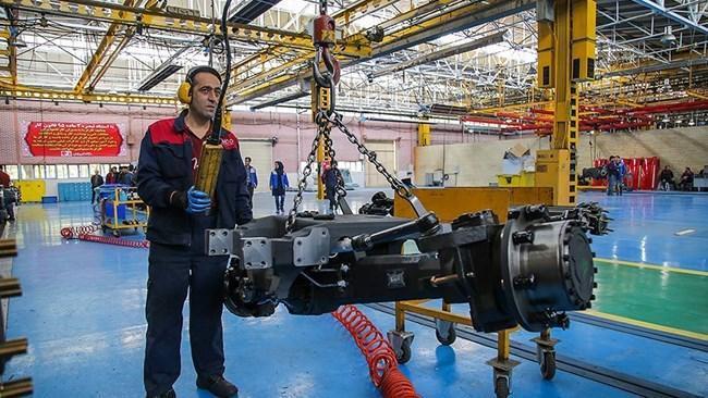تورم 47.4 درصدی تولیدکننده بخش صنعت در فصل تابستان