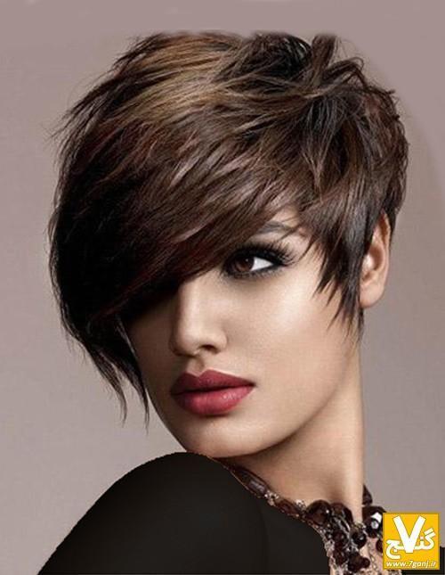 جدیدترین مدل های مو و آرایش 2014