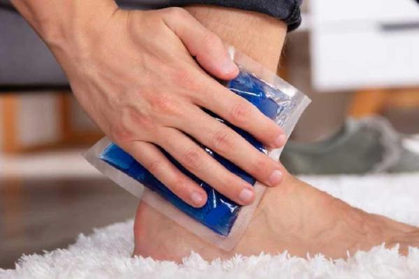 درمان های خانگی موثر برای ورم پاها