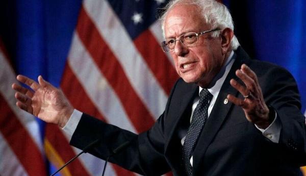 انتقاد سندرز از خرج کلان آمریکا برای جنگ های بی پایان