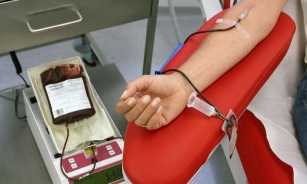 کاهش بیش از 15 درصد اهدای خون