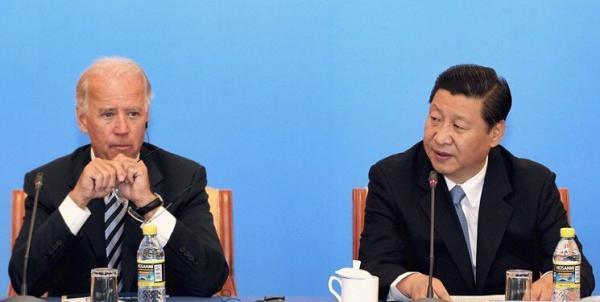 رئیس جمهور چین دعوت بایدن را پذیرفت