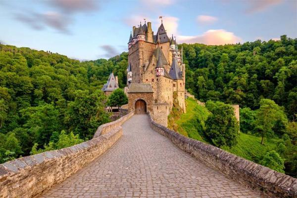 10 مکان جادویی در کشور زیبای آلمان، عکس