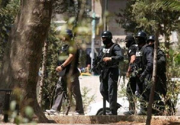 حملات مسلحانه در جنوب اردن ، چندین نیروی امنیتی زخمی شدند