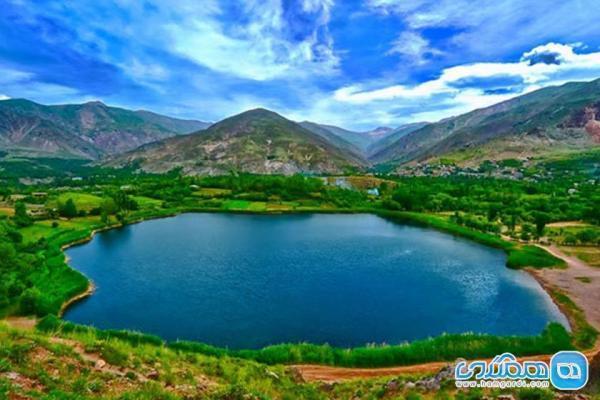 زیبایی های دریاچه گهر؛ منطقه ای در لرستان که باید بکر بماند