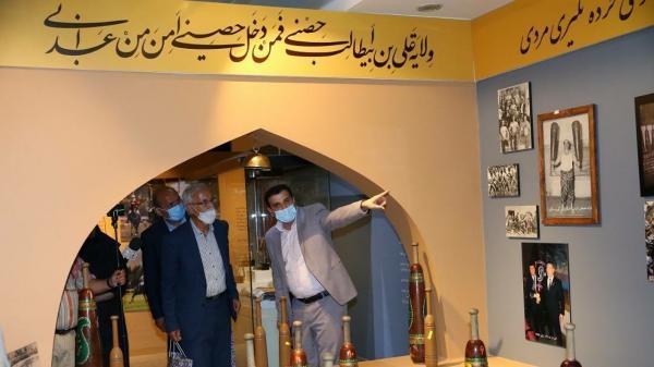 موزه ملی ورزش برترین موزه دولتی میانه شد